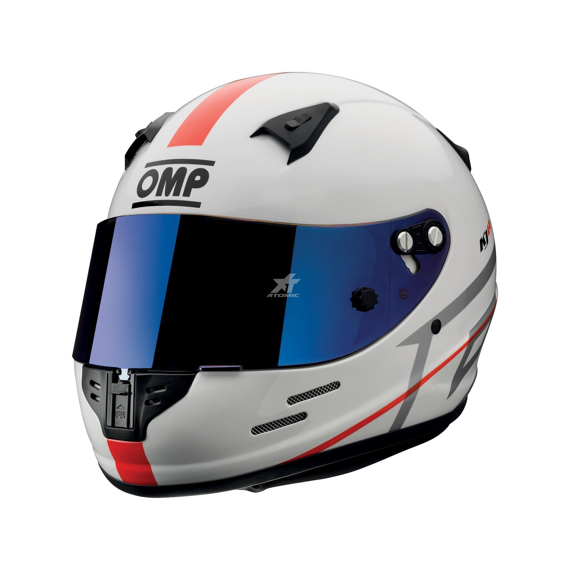 Шлемы для автоспорта