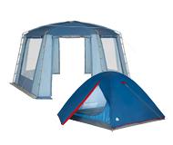 Туристические палатки и тенты