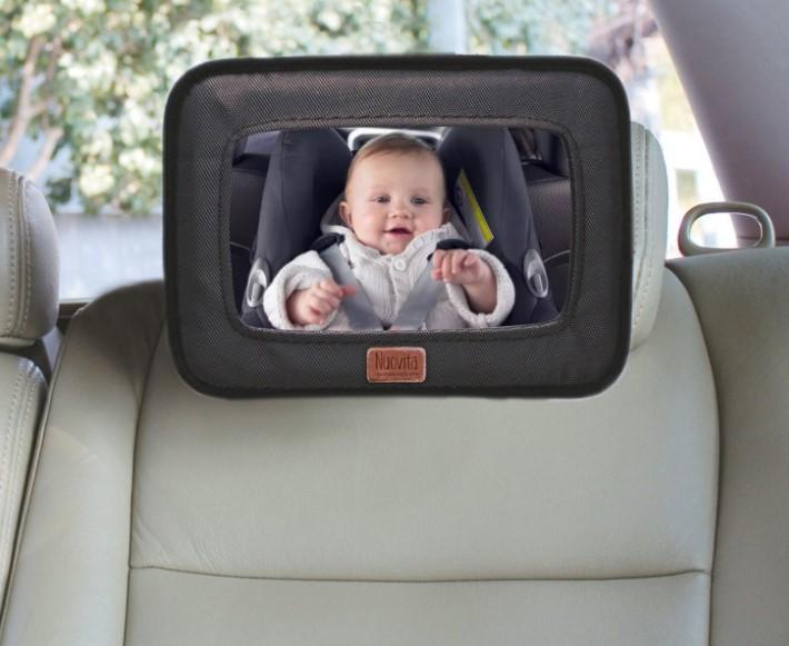 Зеркала для контроля за ребенком