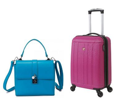 Сумки, рюкзаки и чемоданы