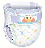 Подгузники для малышей