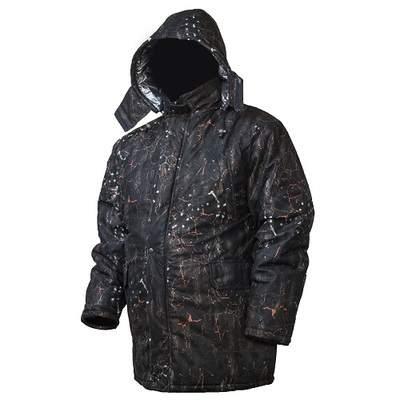 Куртки для зимней рыбалки