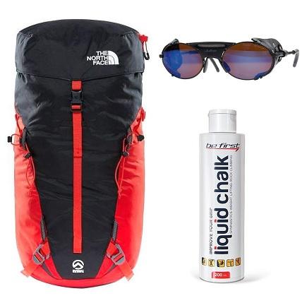 Экипировка и аксессуары для альпинистов