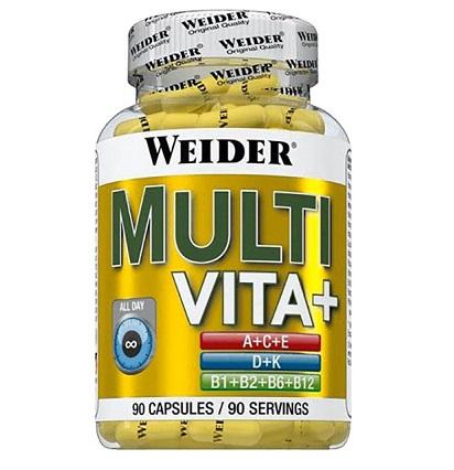 Спортивные витамины и минералы