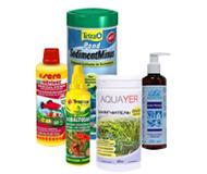 Препараты для аквариума и террариума