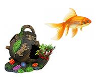 Декорации для аквариумов и террариумов
