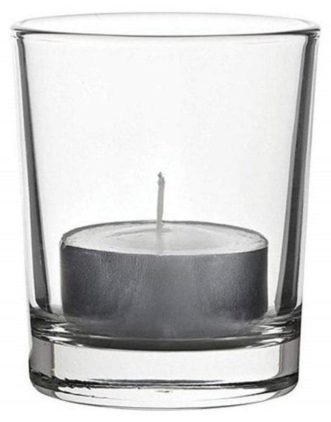 Декоративные свечи и подсвечники