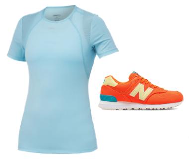 Женская спортивная одежда и обувь