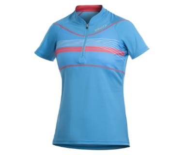 Спортивные футболки женские