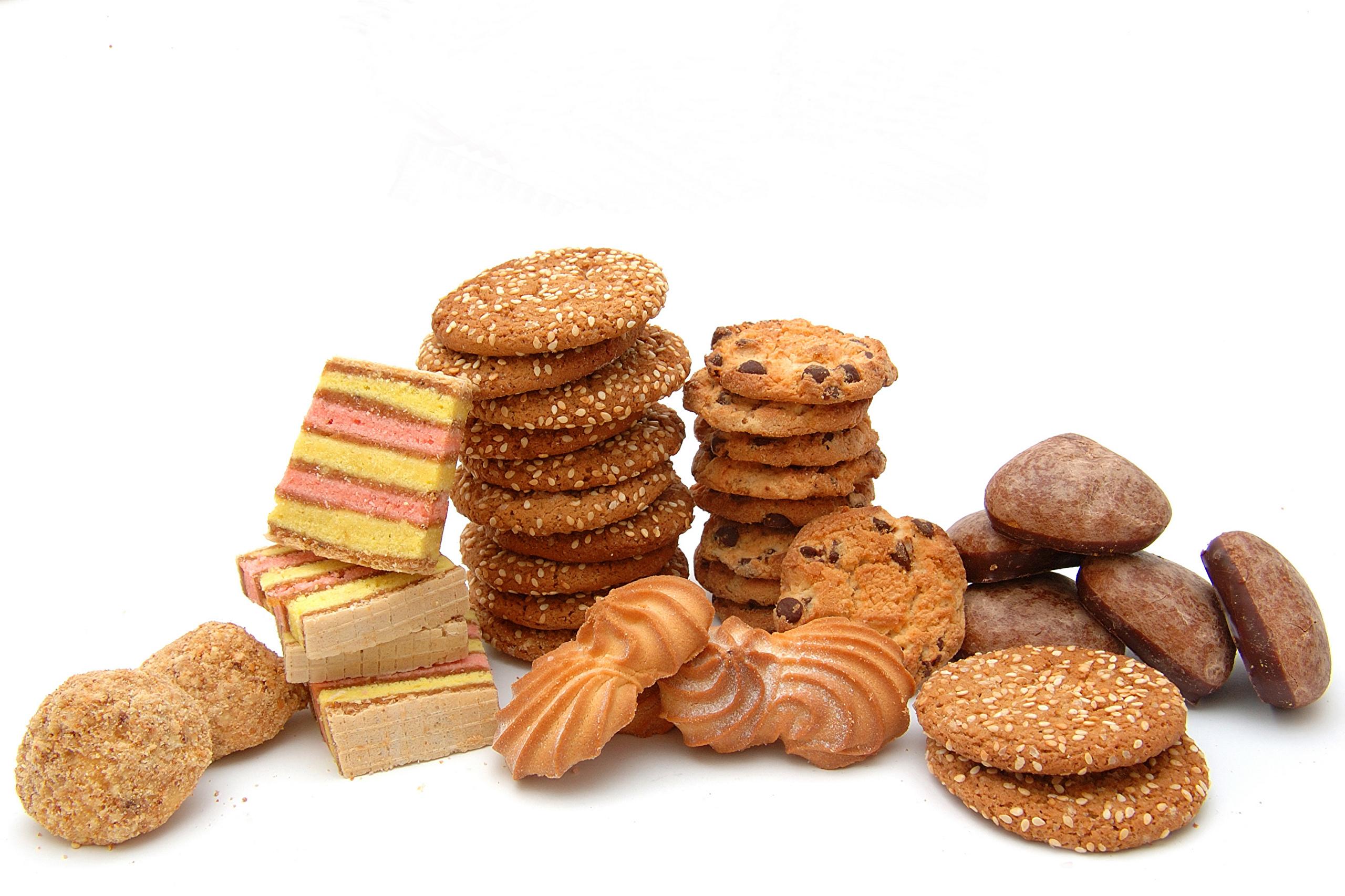 Вафли, пряники, печенье