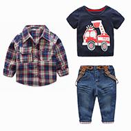 Детская повседневная одежда