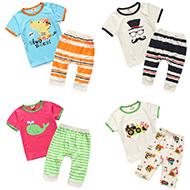 Детское бельё и пижамы