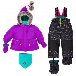 Детская верхняя одежда для девочек