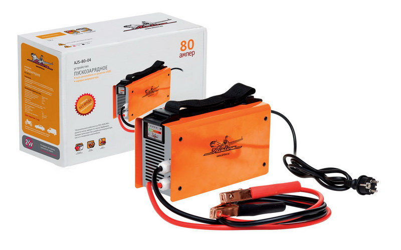 Пусковые и зарядные устройства