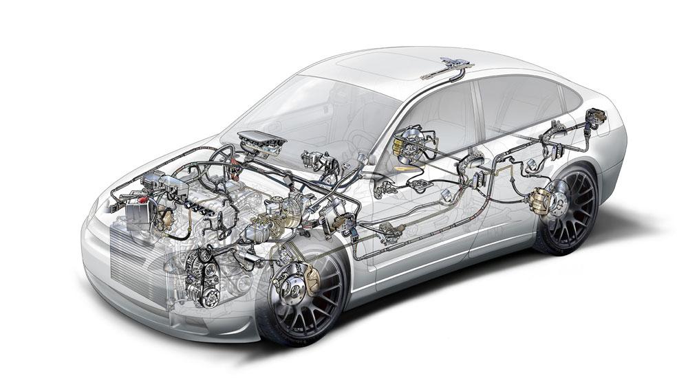 Электрика автомобиля
