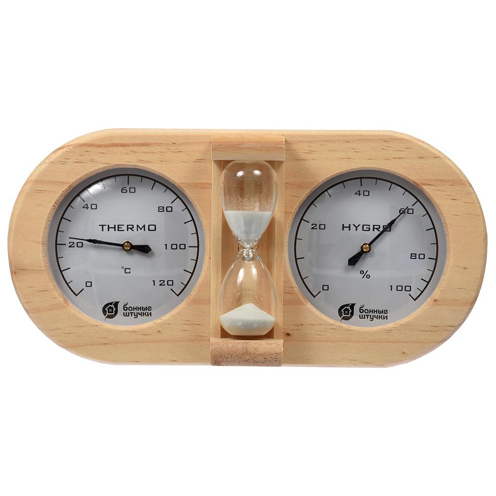 Измерительные приборы для бани и сауны