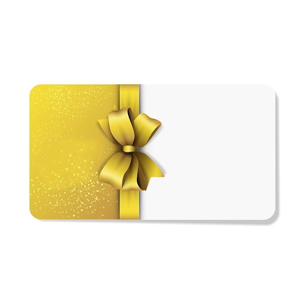 Сертификаты и подарочные карты