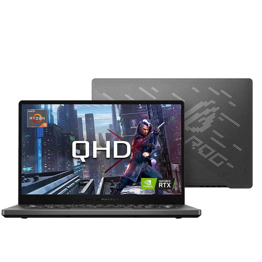 игровой ноутбук ASUS ROG Zephyrus GA401IV-HA116T (90NR03F6-M05480)