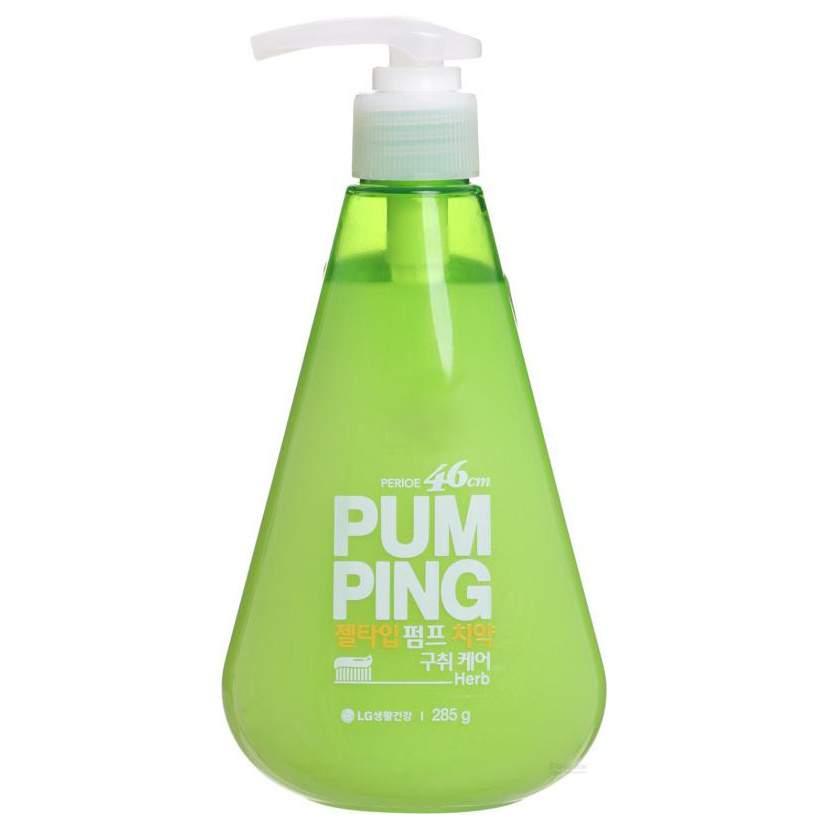 Купить зубная паста Perioe Pumping Herb 285 г, цены в Москве на goods.ru
