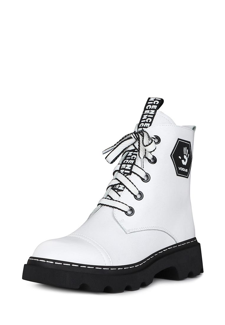 Купить ботинки женские Alessio Nesca YYQ20W-24 белые 39 RU, цены в Москве на goods.ru