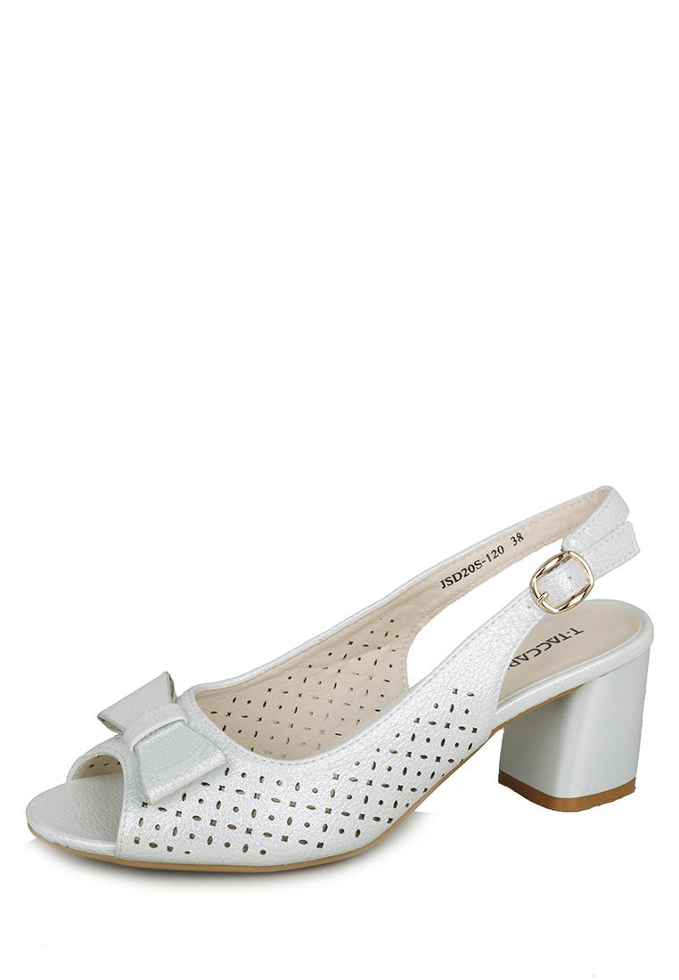 Туфли женские T.Taccardi 710019037 серые 37 RU