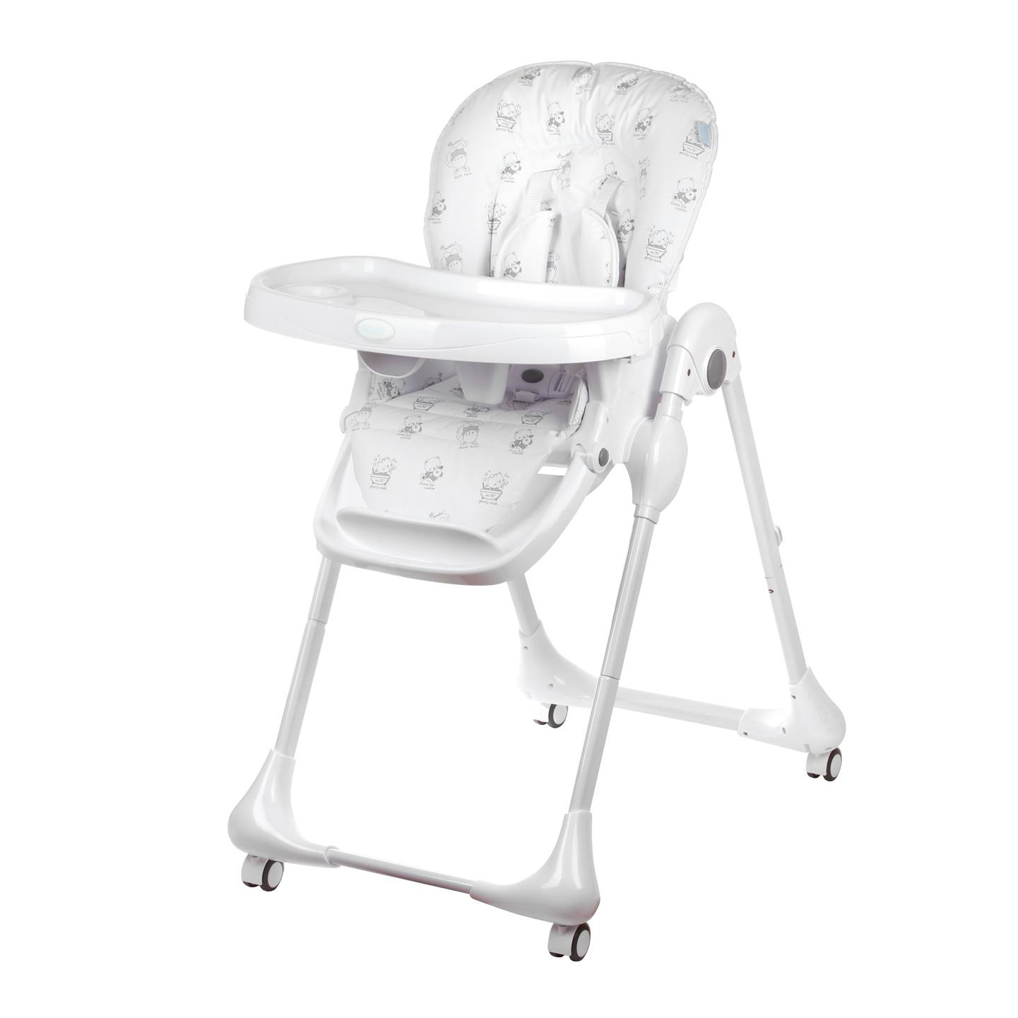 Купить стульчик для кормления Nuovita Beata Orsi beige, цены в Москве на goods.ru