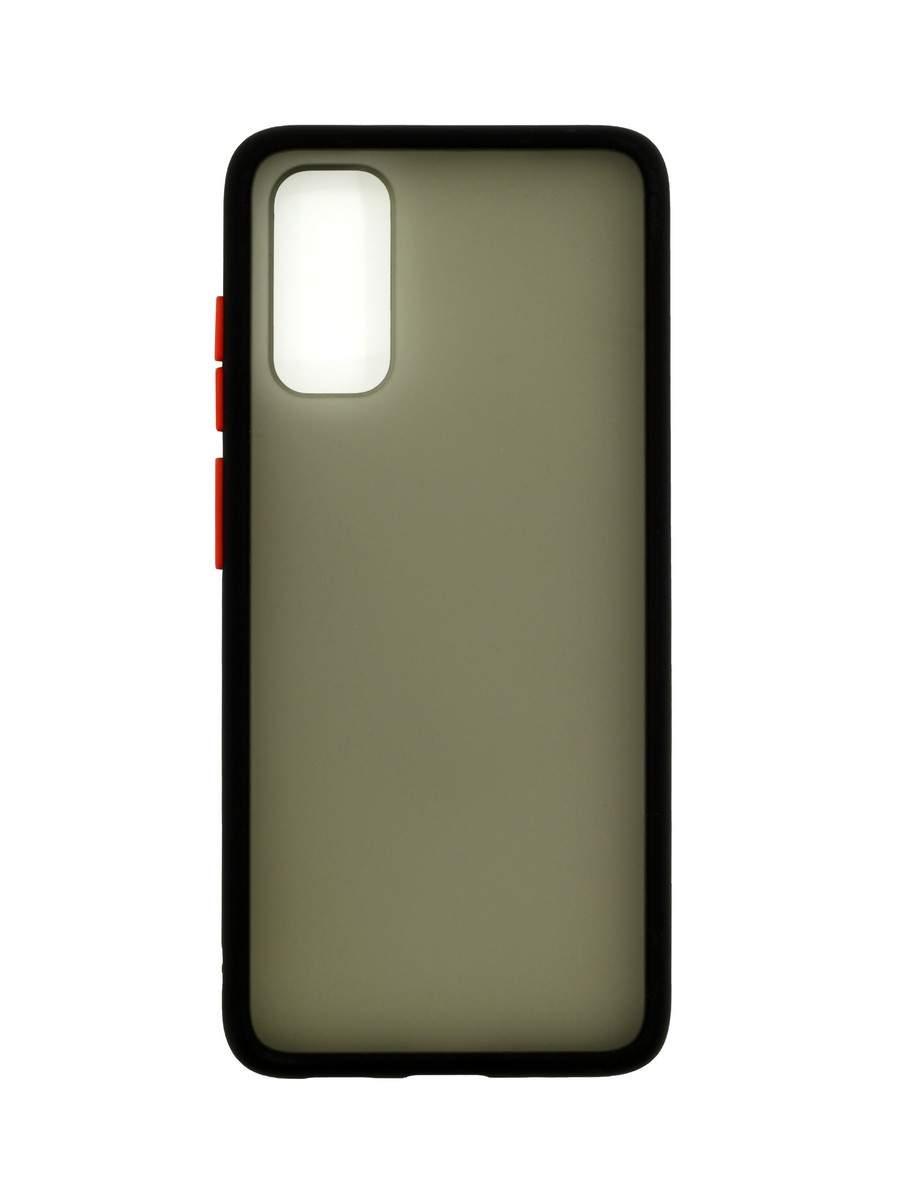 Чехол Zibelino Plastic Matte для Samsung Galaxy S20 Black, купить в Москве, цены в интернет-магазинах на goods.ru