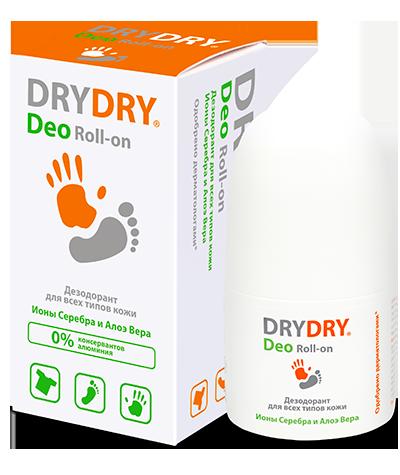 Купить дезодорант DRYDRY Deo, цены в Москве на goods.ru
