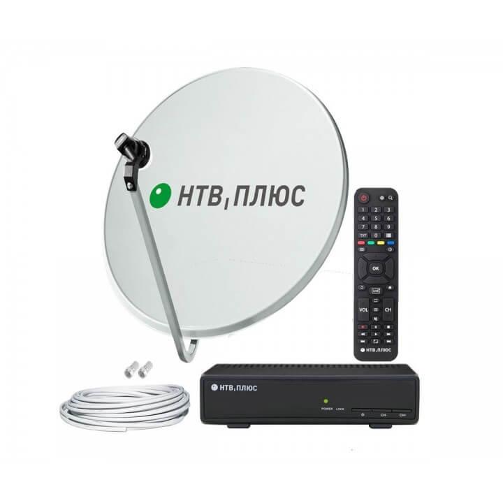 Комплект НТВ+ на 1 тв (с cam-модулем), купить в Москве, цены в интернет-магазинах на goods.ru