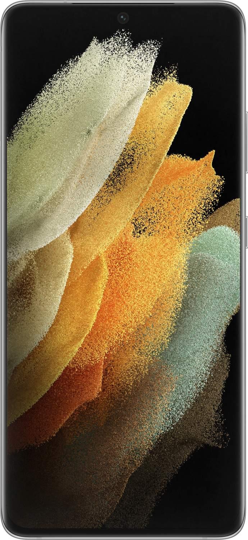 смартфон Samsung S21 Ultra 12/128GB Phantom Silver (SM-G998BZSDSER)