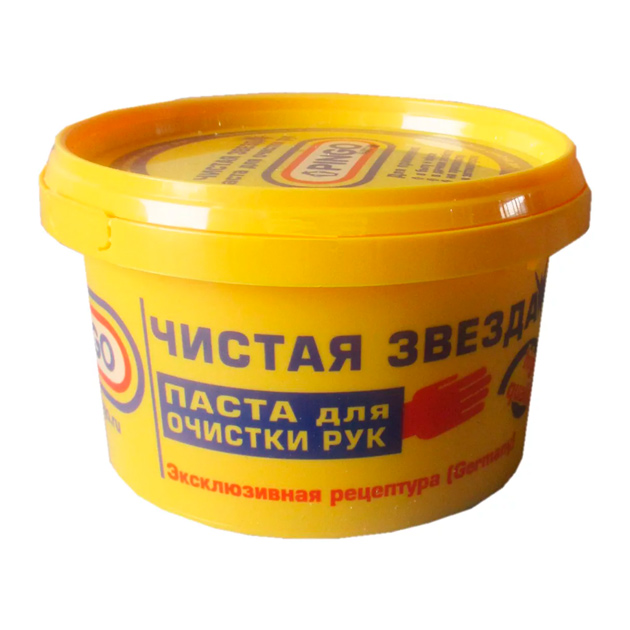 """Паста для очистки рук Pingo """"Чистая звезда"""", банка 200мл PINGO 85010-3 купить, цены в Москве на sbermegamarket.ru"""