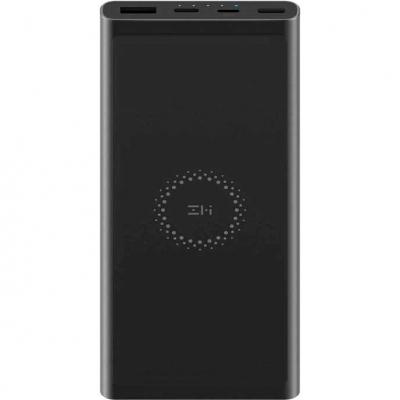 Внешний аккумулятор Xiaomi Power Bank 10000 mAh (черный) / WPB100
