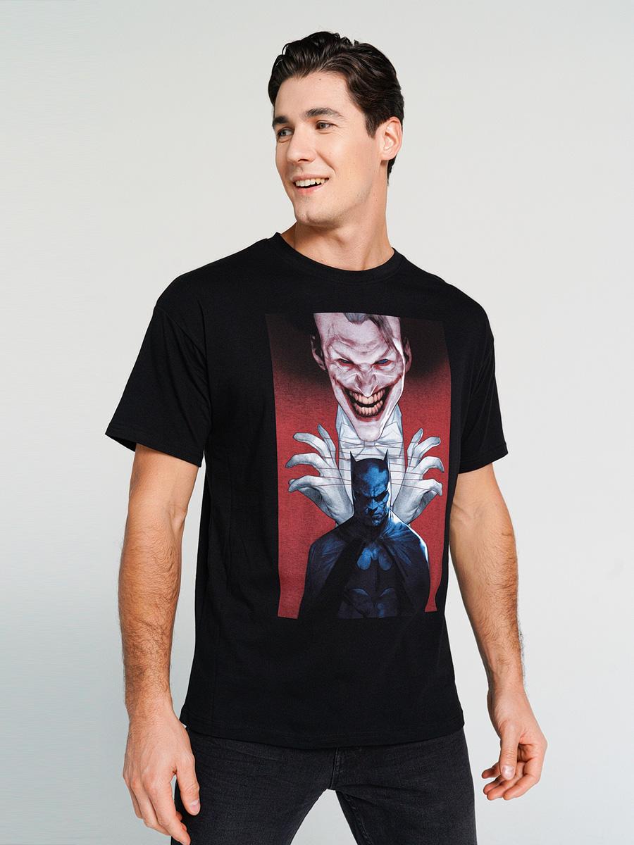 Купить футболка мужская ТВОЕ 72442 черная XXL, цены в Москве на goods.ru