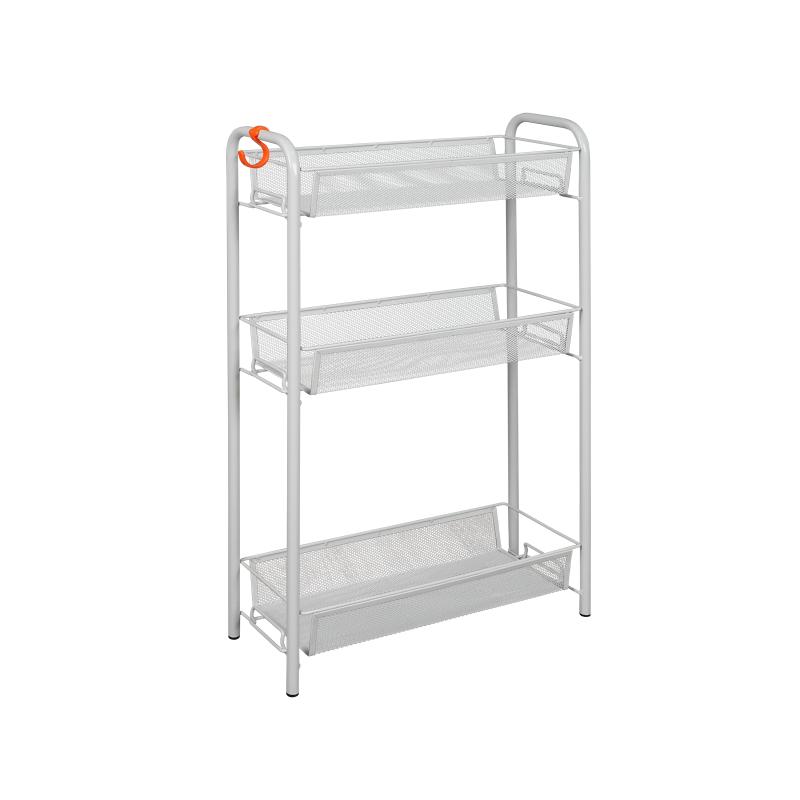 """Этажерка ЗМИ """"Ладья 1"""" для хранения в любых помещениях, серый - характеристики, техническое описание - маркетплейс goods"""