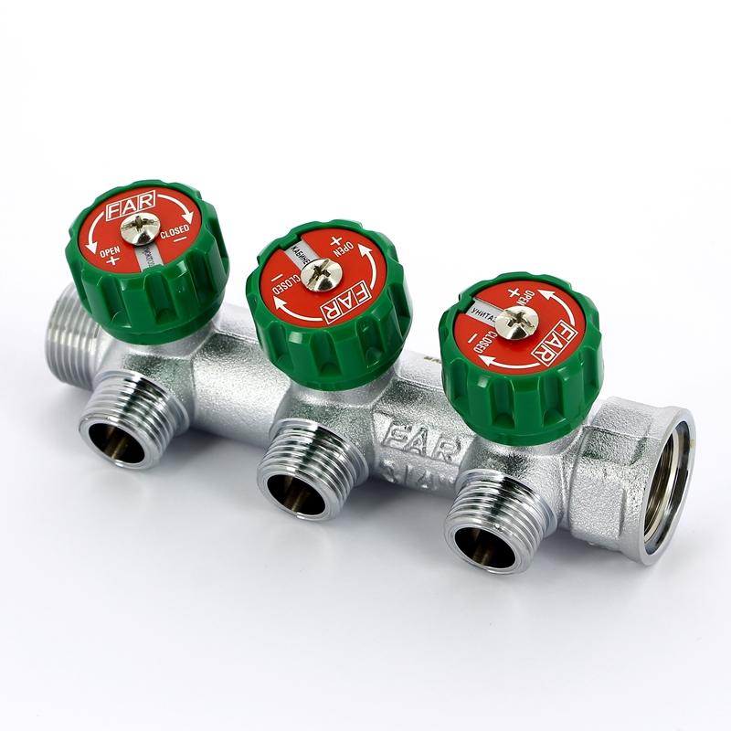 Коллектор FAR FK 3822 3412TP купить, цены в Москве на sbermegamarket.ru