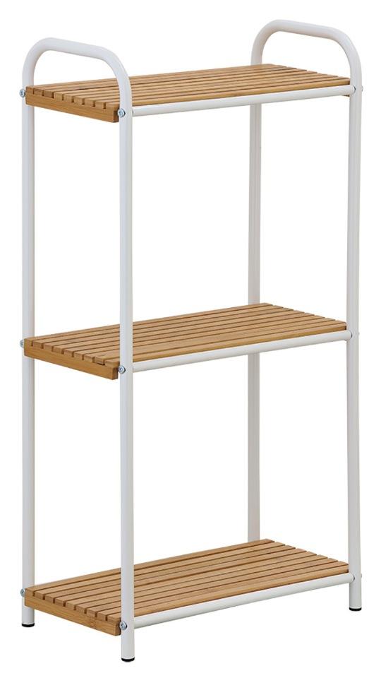 Купить этажерка-стеллаж My Space STBAM3P, 3 полки, бамбук, цены в Москве на goods.ru