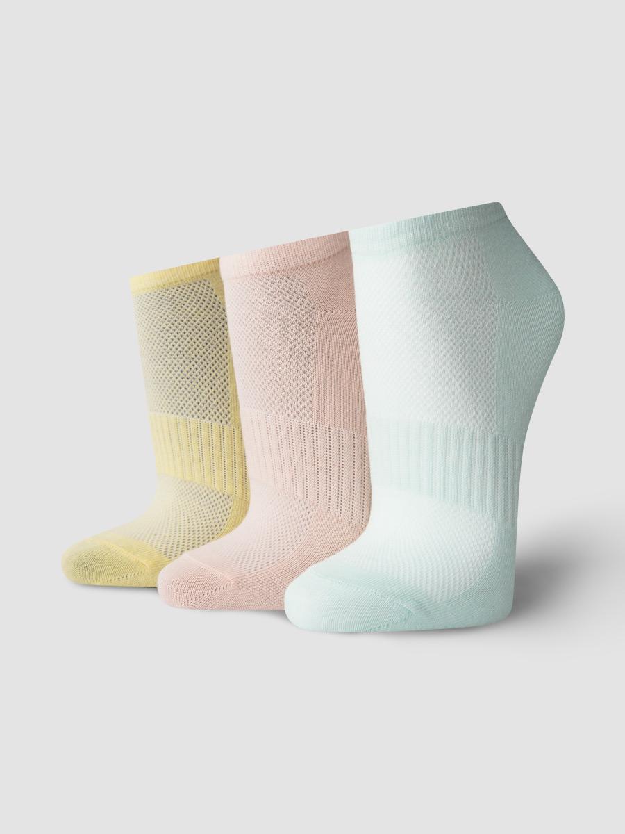 Купить набор носков 3 пары женских ТВОЕ A6469 разноцветных 35-41, цены в Москве на goods.ru