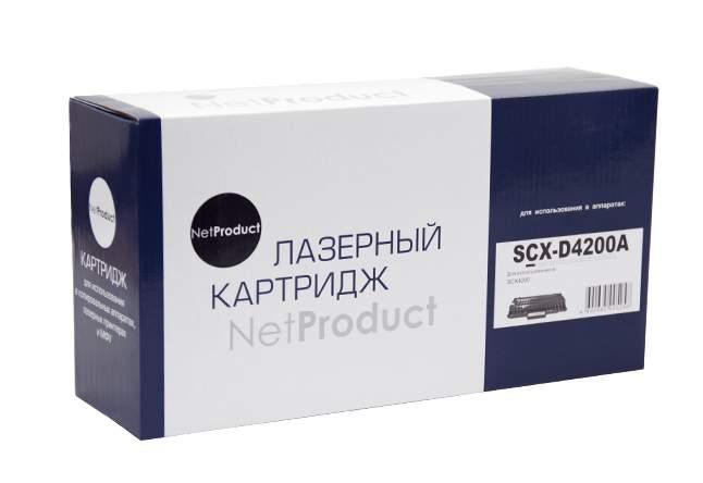 Картридж для лазерного принтера NetProduct SCX-D4200A (SCX-D4200D3) черный, купить в Москве, цены в интернет-магазинах на goods.ru