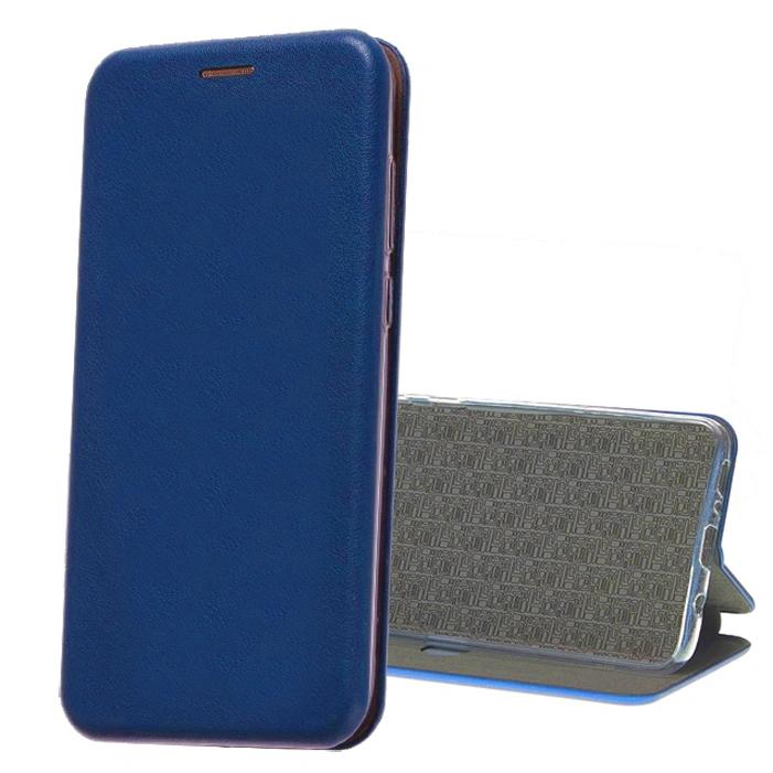 Чехол книжка для Samsung A20 / A30 / для Самсунг А20 / А30 / синий, купить в Москве, цены в интернет-магазинах на sbermegamarket.ru