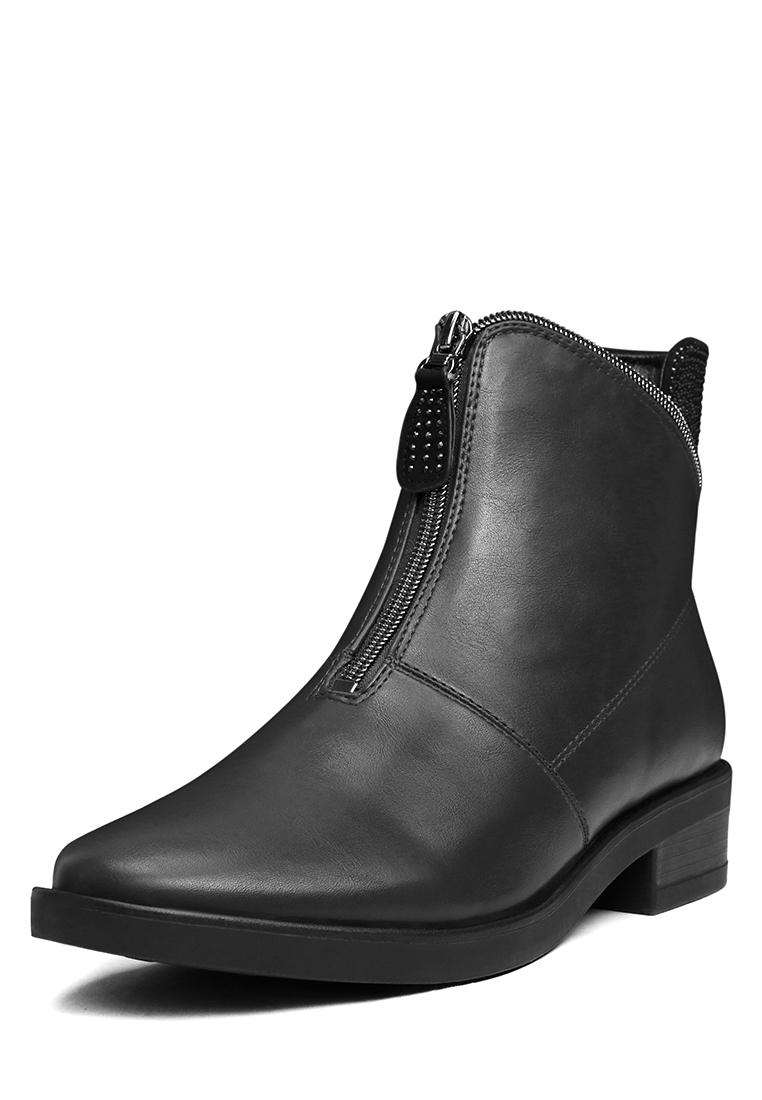 Купить полусапоги женские T.Taccardi K0504MH-1 черные 38 RU, цены в Москве на goods.ru