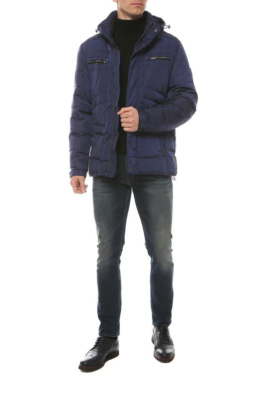 Купить куртка мужская JORG WEBER CASUAL 366477000 синяя 48, цены в Москве на sbermegamarket.ru | Артикул: 100028008985