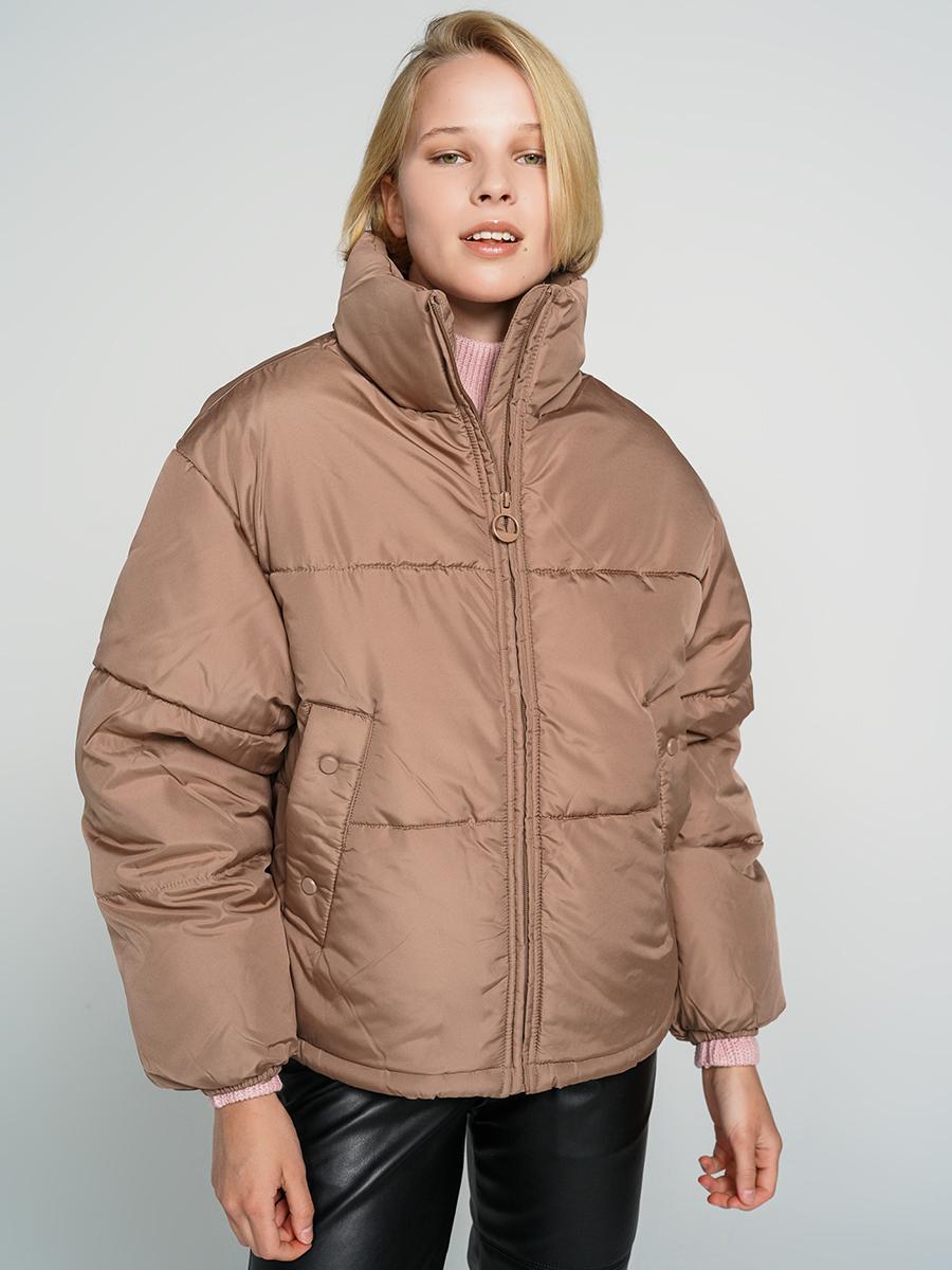 Купить куртка женская ТВОЕ A6566 бежевая XS, цены в Москве на goods.ru