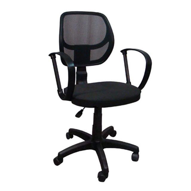 Компьютерное кресло Фактор Сатурн, черный купить, цены в Москве на goods.ru