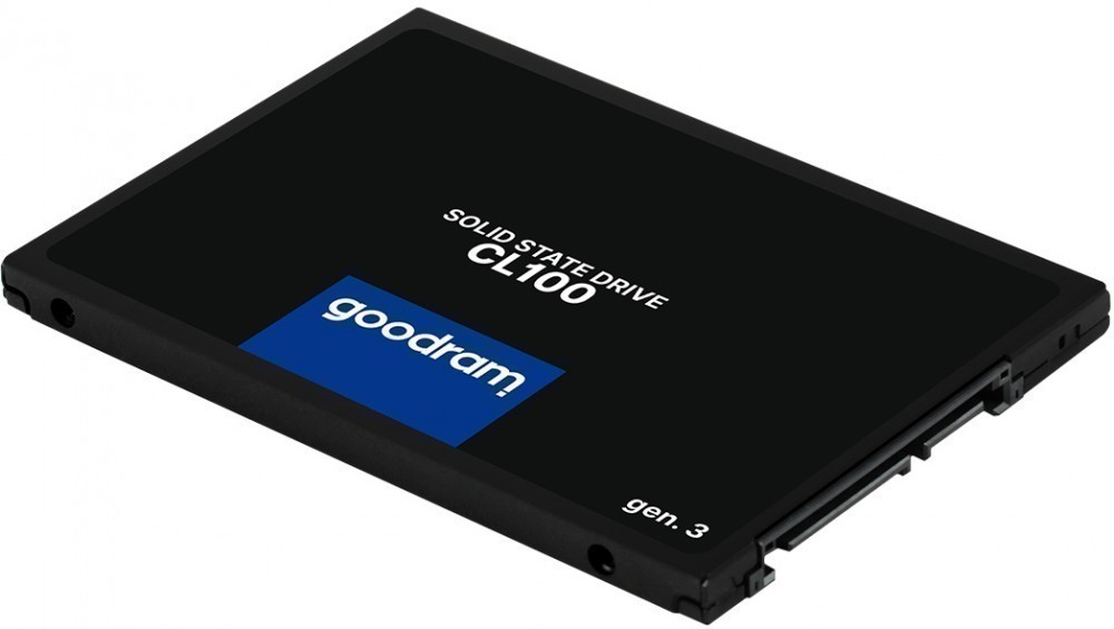 Внутренний SSD накопитель Goodram CL100 gen.3 240GB (SSDPR-CL100-240-G3), купить в Москве, цены в интернет-магазинах на goods.ru