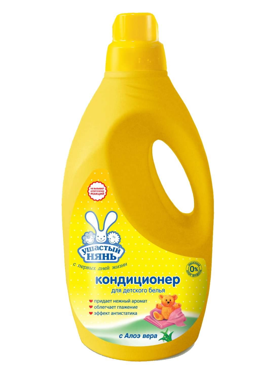 Купить кондиционер детский Ушастый Нянь с алоэ вера, 2 л, цены в Москве на goods.ru