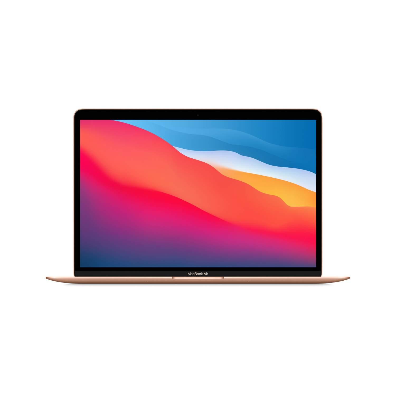 ноутбук Apple MacBook Air 2020 M1/8GB/256GB Gold (MGND3RU/A)