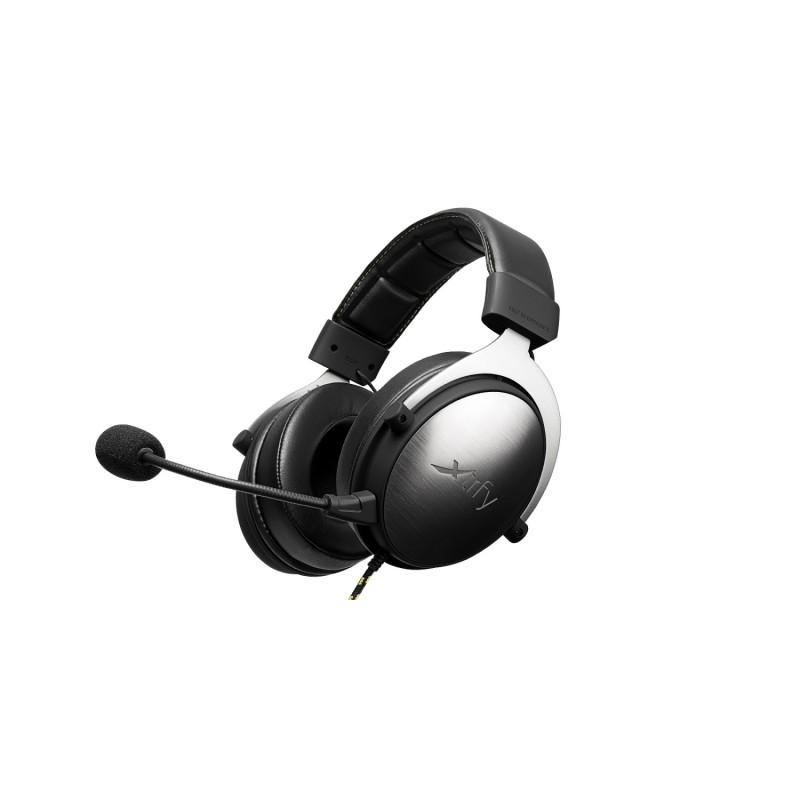 Игровые наушники Xtrfy H1 Black, купить в Москве, цены в интернет-магазинах на goods.ru