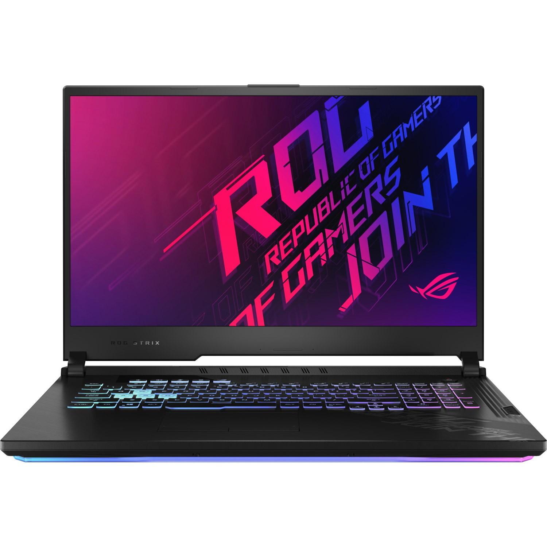 Игровой ноутбук ASUS ROG Strix G17 G712LV-EV049T Black, купить в Москве, цены в интернет-магазинах на goods.ru