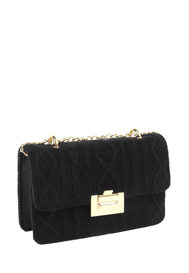 Клатч женский Daniele Patrici A36590 черный, купить в Москве, цены в интернет-магазинах на goods.ru