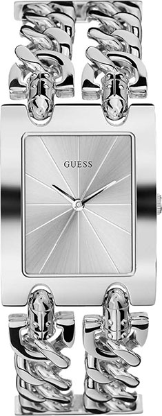 Наручные часы кварцевые женские Guess W1117 купить, цены в Москве на goods.ru